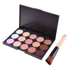 palette foundation cream concealer