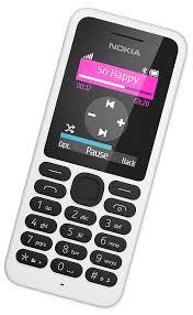 Nokia 130 vs. Parla Zum Bianco P130 ...