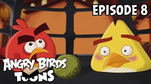 Angry Birds Toons   Miracle of Life - S2 Ep8 - YouTube