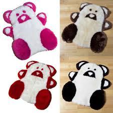 childrens kids teddy bear floor rug