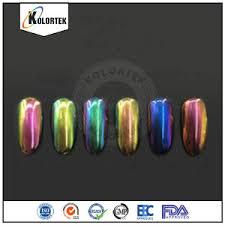 flip flop pigments for nail polish