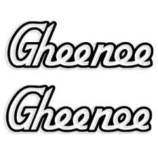 Gheenoe Boat Vinyl Decal Sticker Set Of 2 Free Shipping Ebay