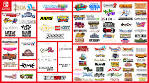 nintendo switch has over 100 games in