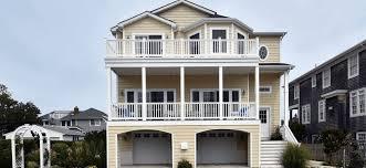 custom modular beach style home