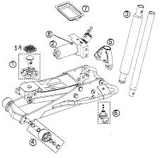 model 21450244 material handling repair