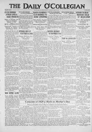 O'Collegian, 1929-05-12 - The Daily O'Collegian - Digital Collections -  Oklahoma State University