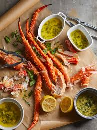 How to Boil Crab Legs