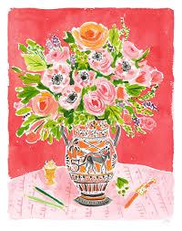 caitlin mcgauley watercolor prints at