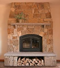 wood burning fireplaces wood