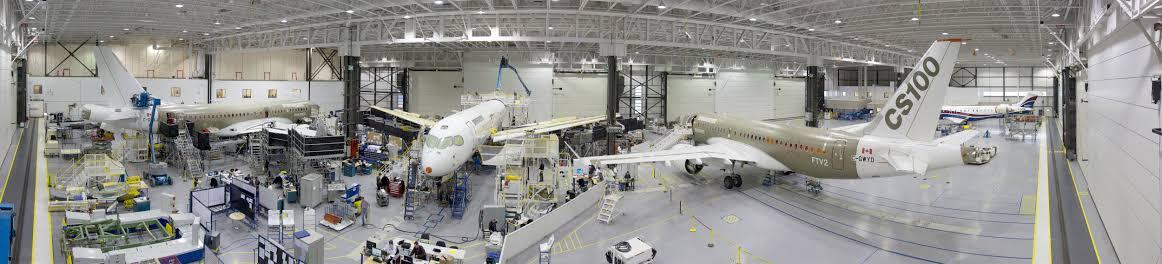 """Resultado de imagen para Bombardier FAL"""""""