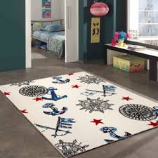 Shop Kc Cubs Nautical Sailor Boy And Girl Bedroom Modern Decor Area Rug And Carpet Collection For Kids And Children Overstock 15390794