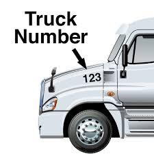 Trucker Essential Decals Us Decals