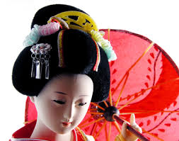 geisha makeup designs and origin