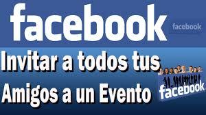 Como Invitar A Todos Mis Amigos A Un Evento En Facebook Mandar