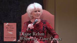 "Diane Rehm, ""When My Time Comes"" (with Kojo Nnamdi) - YouTube"