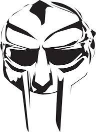 Mf Doom Stencil By Rickymare On Deviantart Mf Doom Hip Hop Images Hip Hop Art