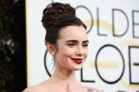 look cool for less lily collins