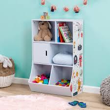Harriet Bee Timberline 6 Cube Kids Storage Toy Organizer Reviews Wayfair