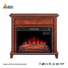 white mantel electric fireplace insert