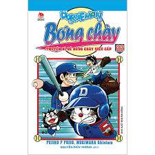 Doraemon Bóng Chày - Truyền Kì Về Bóng Chày Siêu Cấp - Tập 22 (Tái ...