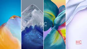 Huawei P40 P40 Pro P40 Pro Download De Officiele Wallpapers