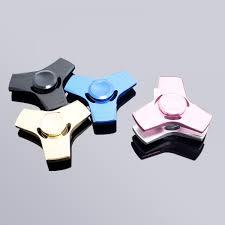 Con Quay Giảm Stress Fidget Spinner - 3 Cánh Hợp Kim Nhôm (Xanh) - PK4 –  Shop thời trang Nice