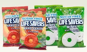 sugar free lifesavers 12 pack