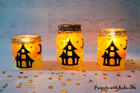 Delightfully Spooky Diy Halloween Lanterns Projects With Kids