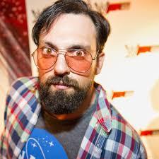 WWE Aaron Stevens Wearing Goggle