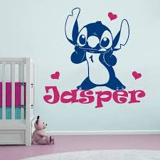 Stitch Lovers Stitch Wall Decal Available Here Facebook