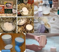natural deodorant at home diy