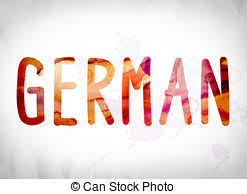 German concept colorful word art Illustrations and Clipart. 22 ...