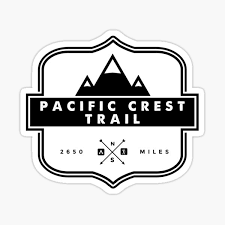 Pacific Crest Trail Stickers Redbubble