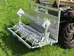 Wire Unroller Barb And Sheepwire Quad Crate
