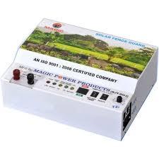 Magic Solar Fence Guard Zatka Machine Output Voltage 6000 V Rs 8000 Piece Id 14927508591