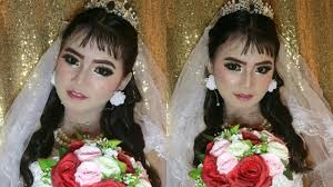 video tutorial make up pengantin jawa