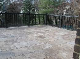 stone patio ideas for your backyard