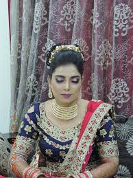sns hair n makeup pune pune bridal