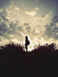 senja yang sempurna bukan soal langit yang berwarna kemerahaan