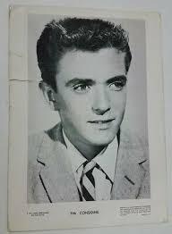 Vintage 1960's Tim Considine Hollywood Actor Publicity Postcard | eBay