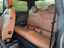 mini cooper car seat covers uk leather