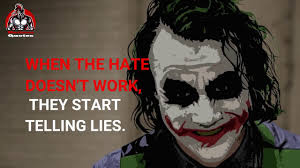 people don t care most realistic joker quotes which will make