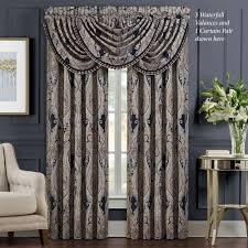 luciana ii damask lined window