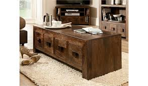 goa coffee table 4 drawer from our
