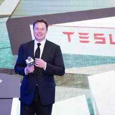 Elon Musk reaches first Tesla compensation award worth nearly $800 ...