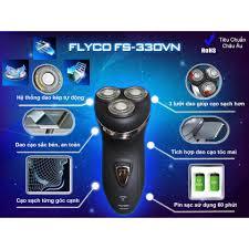 Máy cạo râu Flyco FS330, Giá tháng 10/2020