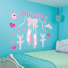 Ballerina Wall Decals Shindigz