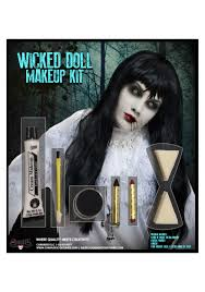 charades wicked doll makeup kit