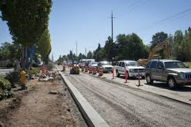 Construction on 119th Street continues - Columbian.com