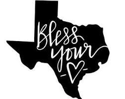 Texas Spurs Spurs Decal Vinyl Decal Spurs Sticker Etsy Decals For Yeti Cups Texas Stickers Heart Decals